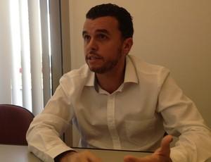Rodrigo Tostes Flamengo