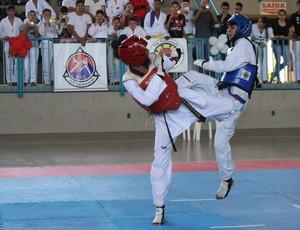 Festival Impacto de Taekwondo, em Porto Velho (Foto: Daniele Lira)