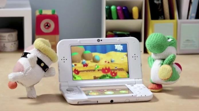 Poochy & Yoshis Woolly World traz o cachorrinho do Super Nintendo de volta para fases exclusivas (Foto: Reprodução/DualShockers)