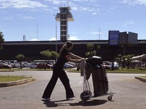 Aeroporto 300x225 (Foto: Elza Fiúza / ABr)