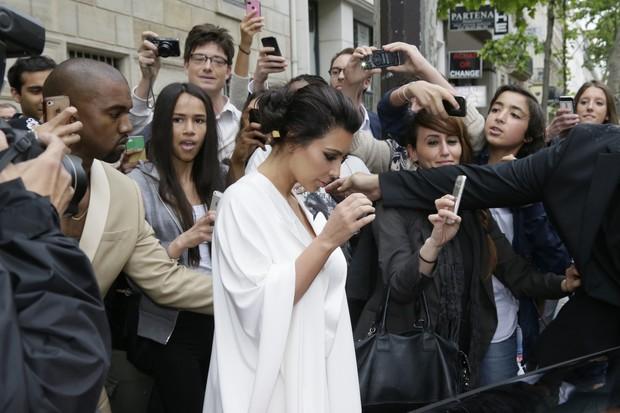 Kim Kardashian (Foto: AFP / Agência)