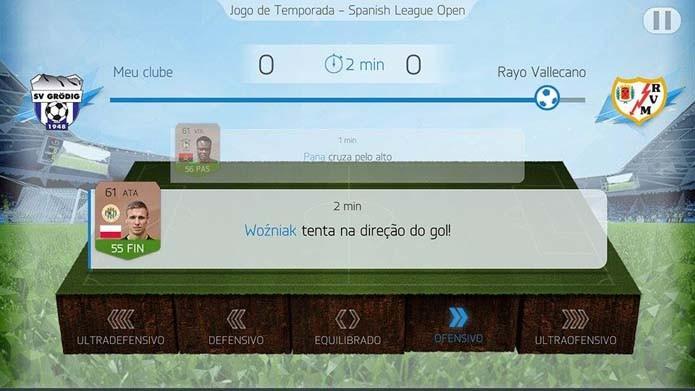É possível poupar tempo simulando suas partidas (Foto: Reprodução/Murilo Molina)