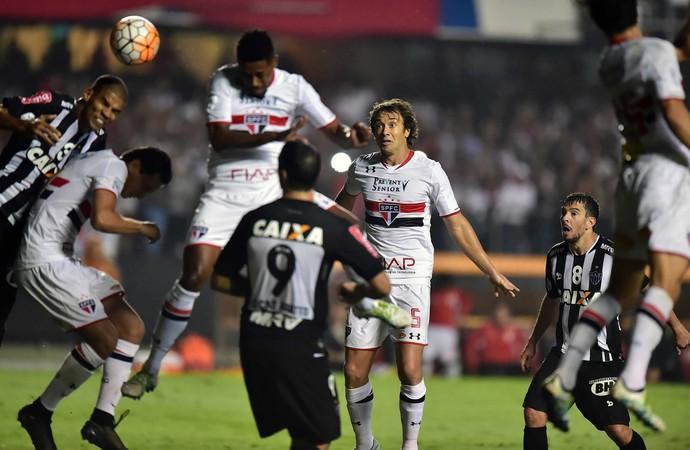 Resultado de imagem para Atlético-MG x São Paulo