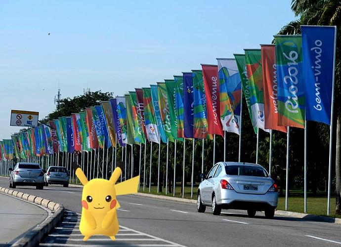Pokemon-GO-Olimpiadas_5 (Foto: infoesporte)