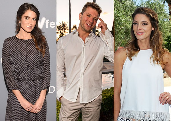 Nikki Reed, Ryan Phillippe, Ashley Greene (Foto: Getty Images)