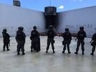 GOE encontra túnel na Cadeia Pública de Natal
