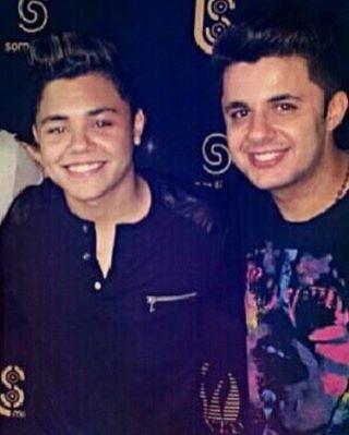 Felipe Araújo e Cristiano Araújo (Foto: Reprodução/Instagram)