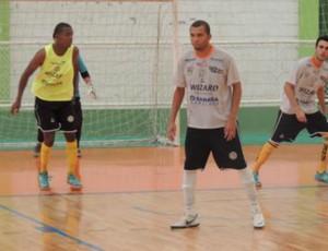 Amoroso Pulo do Gato futsal (Foto: Divulgação / Site Oficial)