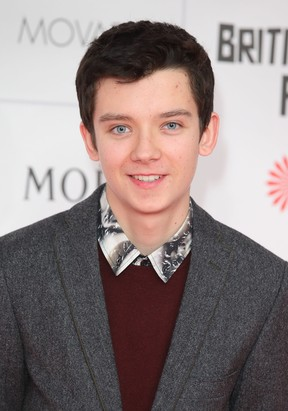Asa Butterfield (Foto: Agência Getty Images)