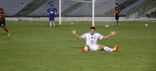 Soares, CSP, Campeonato Paraibano, Paraíba (Foto: Richardson Gray / Globoesporte.com/pb)