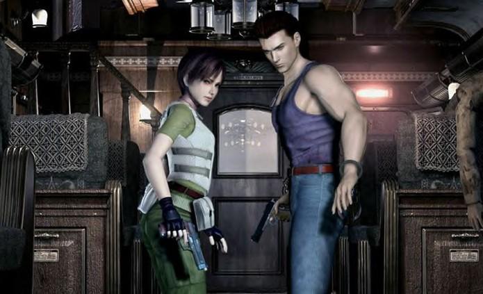 Resident Evil 0 com desconto na PSN (Foto: Divulgação/Capcom)