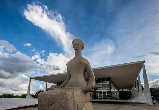 Supremo Tribunal Federal (STF) em Brasília (Foto: Dorivan Marinho/SCO/STF)