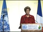 Dilma diz que ação irresponsável causou desastre no Rio Doce