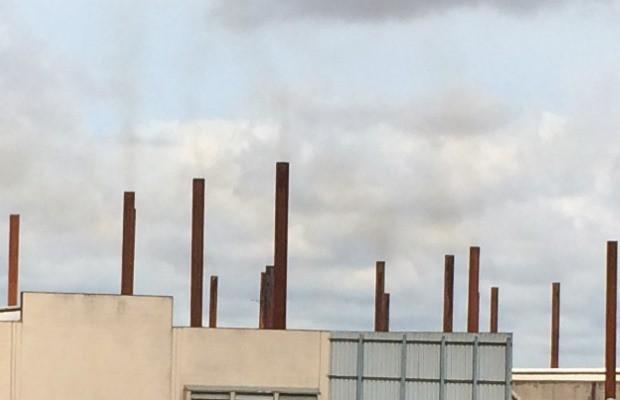 Termelétrica em Aparecida de Goiânia é uma das quatro instaladas em Goiás (Foto: Paula Resende/ G1)