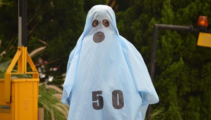 Fantasma Uruguai (Foto: Murilo Borges)