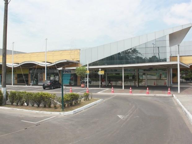 O Studio 5 Festival Mall aposta em um aumento de 8% nas vendas de fim de ano (Foto: Marcos Dantas / G1 AM)