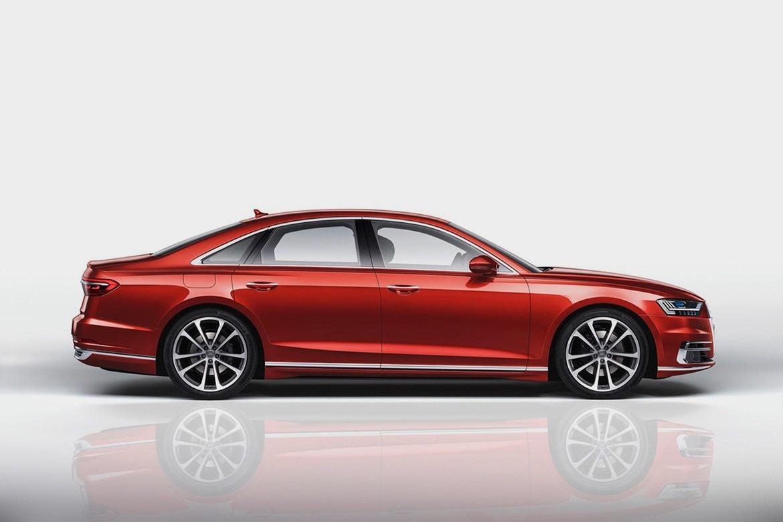 O novo Audi A8, que dirige sozinho a até 60 km/h (Foto: Divulgação)