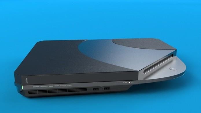 PS4 falso de 2010 (Foto: Reprodução/Felipe Vinha)