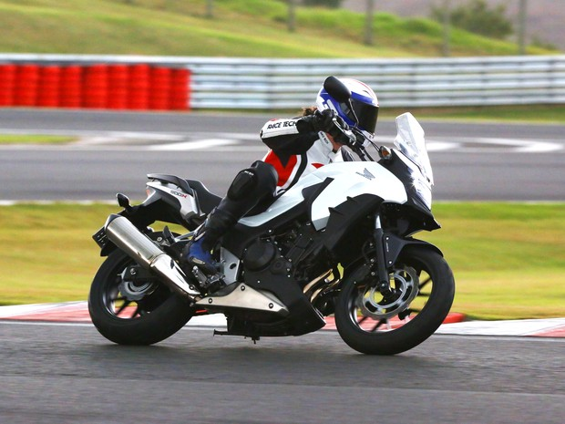 Honda CB 500X 2016 (Foto: Divulgação)