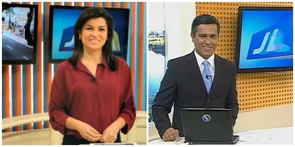 Priscilla Castro e João Jadson (Foto: Reprodução/TV Liberal)