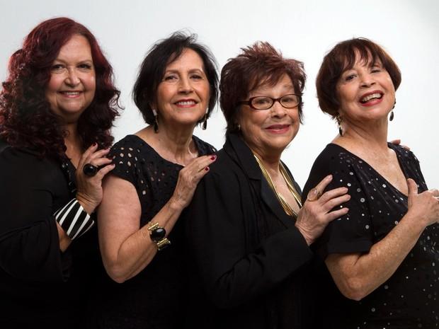Quarteto em Cy (Foto: Divulgação/PMBM)