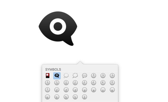Novo emoji da Apple não foi documentado pela Unicode (Foto: Reprodução/Jeremy Burge)