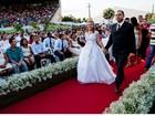 Mais de 3 mil casais oficializam 'sim' em casamento comunitário de Cuiabá