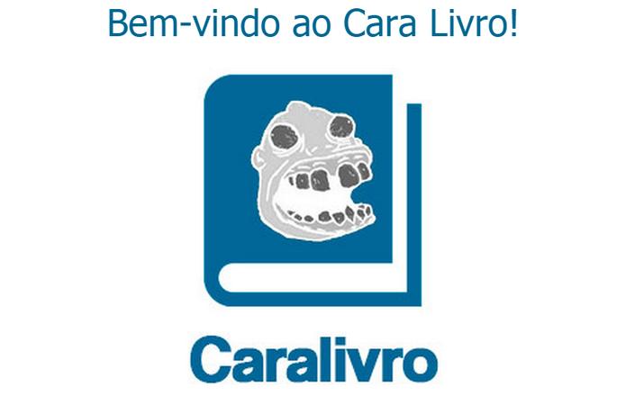 CaraLivro (Foto: Divulgação)