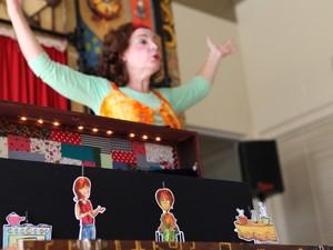 Teatro de bonecos aborda temas como inclusão social  (Foto: Divulgação )