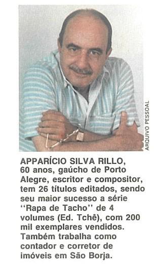 apparicio-silva-rillo (Foto: Editora Globo)