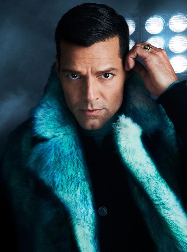 Ricky Martin (Foto: Reprodução Paper Magazine)