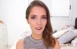 Blogueira Luiza Rossi mostra tutorial de maquiagem incrível para o verão