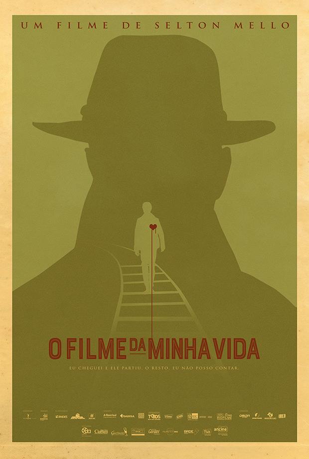 Desconstruindo a estética visual de 'O Filme da Minha Vida' (Foto: Vitrine Filmes/Divulgação )