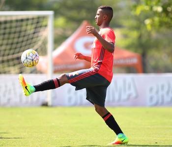 Jorge Flamengo (Foto: Gilvan de Souza / Flamengo)
