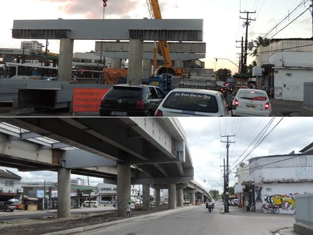 Foram comprados 82 veículos para o Corredor Leste-Oeste (Foto: Luna Markman e Vitor Tavares/G1)