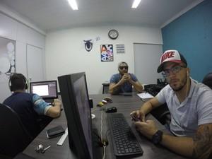 empresário e design gráfico, Thiago Canuto, optou pelo escritório compartilhado em Ji-Paraná, RO (Foto: Thiago Canuto/Arquivo Pessoal)