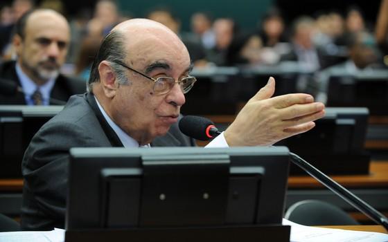 O deputado Bonifácio Andrada (PSDB-MG) (Foto: Gabriela Korossy / Câmara dos Deputados)