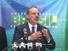 Ministro anuncia instalação de unidade da Embrapa em Alagoas
