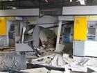 Pela 2ª vez em um mês, banco é alvo de explosão perto da Polícia Federal