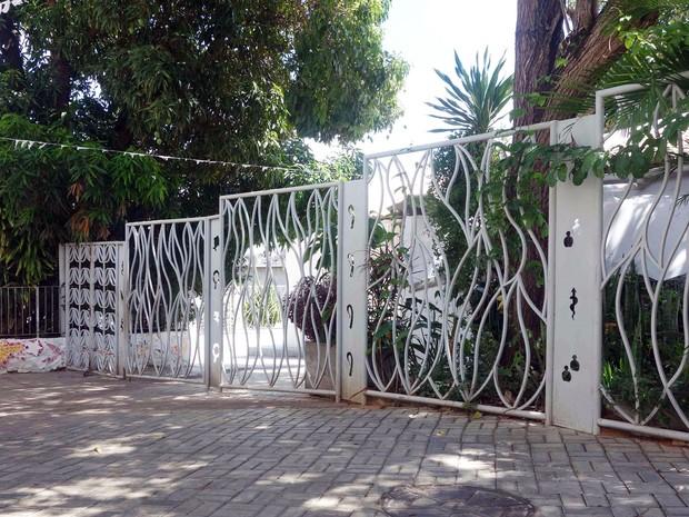 Terreiro do Gantois fica no bairro da Federação, em Salvador (Foto: Egi Santana/G1)