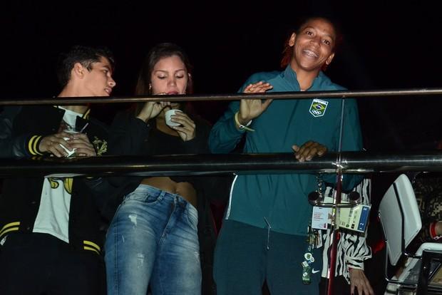 Rafaela Silva (Foto: Roberto Teixeira/EGO)