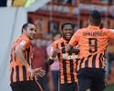 Com gols de Dentinho e Marlos, Shakhtar goleia Dnipro no Ucraniano