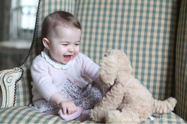 Princess Charlotte (Foto: Reprodução/Instagram)