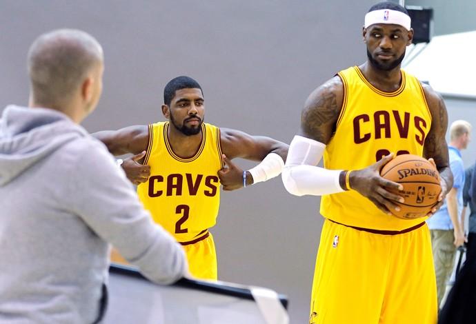 Lebron James, Cavaliers (Foto: Agência AP)