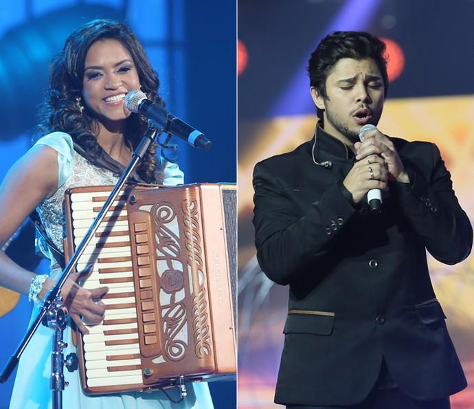 Lucy Alves e Renato Vianna farão participação especial na quinta temporada (Foto: Isabella Pinheiro/Gshow)