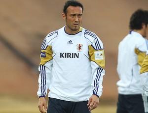 Túlio Tanaka, brasileiro naturalizado japonês (Foto: Getty Images)