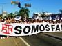 Torcida promete protesto pacífico no desembarque do Vasco, em Vitória