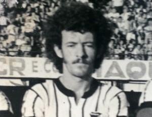 Capitão Edson - zagueiro do ABC no tetra de 70 a 73 (Foto: Ribamar Cavalcante/Arquivo Pessoal)