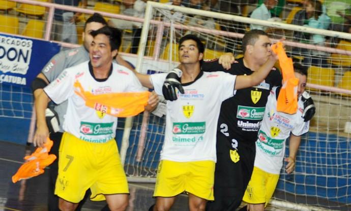 Copa TV TEM de Futsal de Rio Preto, Rio Preto x Penápolis, decisão (Foto: Santiago Garcia / TV TEM)