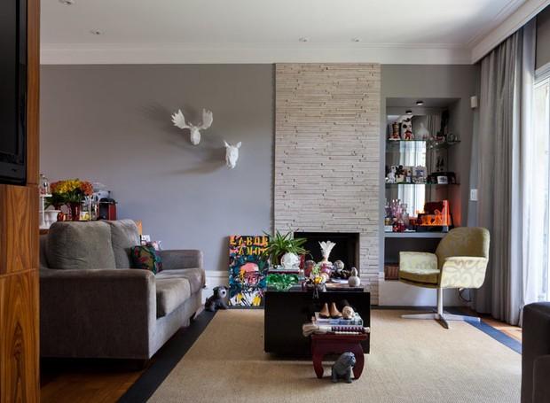 Reforma renova casa antiga com ampla rea de lazer casa - Como reformar tu casa ...